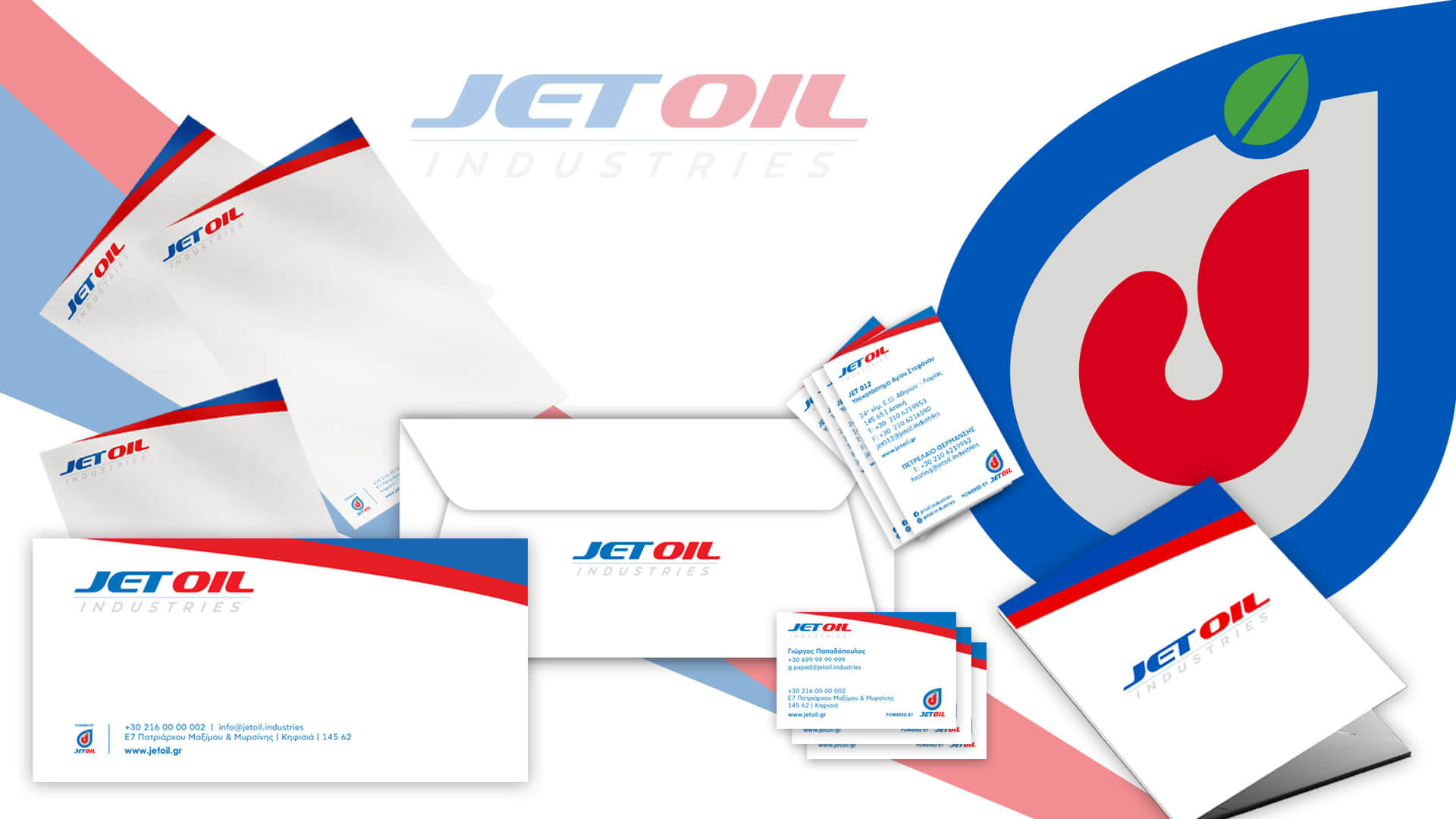 Jetoil Stationary