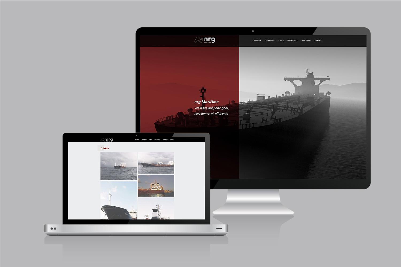 Site Mockup Maritime 2